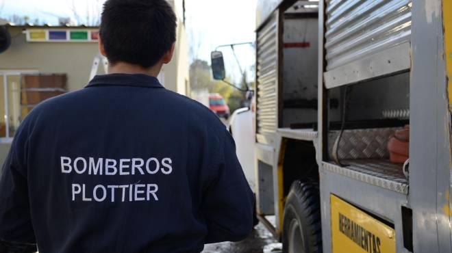 Finalmente los bomberos voluntarios de Neuquén comienzan a tener obra social