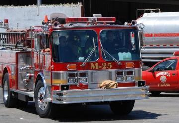 bomberos de Nogales adquieren 3 maquinas bombas