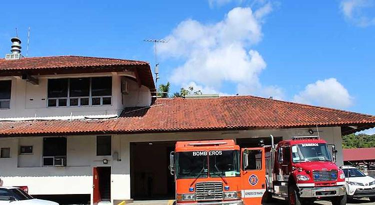 Reabren la estación de bomberos de Clayton