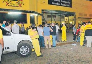 Indagatoria para bomberos Amarillos