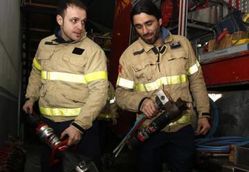 Los parques de bomberos voluntarios de Lleida confirman el cierre