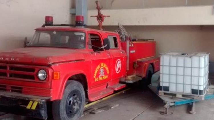 Escándalo en Palmira por irregularidades en el cuartel de bomberos