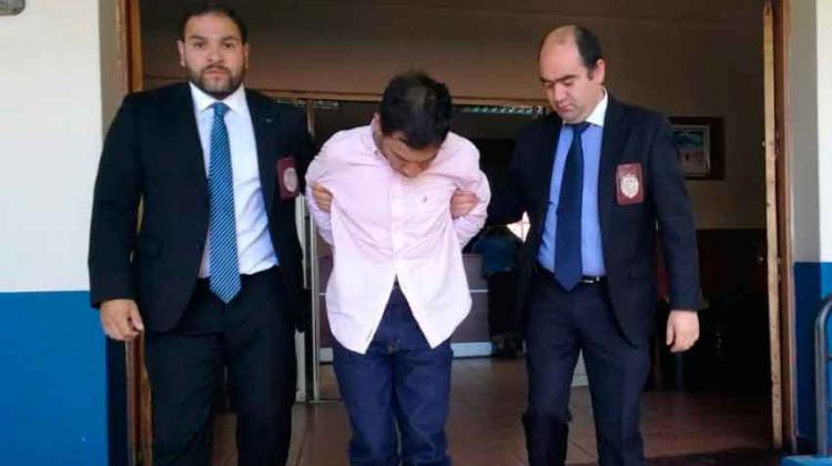 Detenido por robar herramientas en cuartel de Bomberos