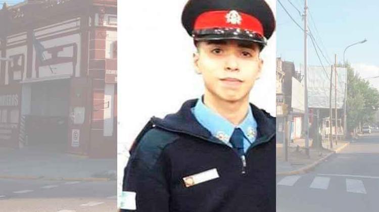 Un Bombero Voluntario perdió en un trágico accidente