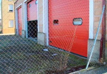 Roban importante material a los bomberos de Ledesma
