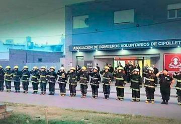Cipolletti contará con dos cuarteles de bomberos en simultáneos