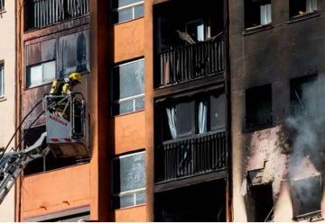 Vecinos denuncian la tardanza de los bomberos