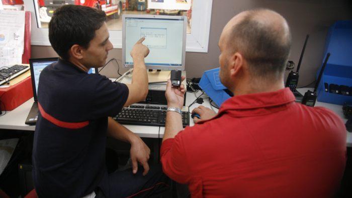 Bomberos recibió un sistema de comunicaciones de última generación
