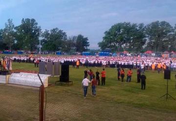 15º Encuentro Nacional de Cadetes en Oncativo