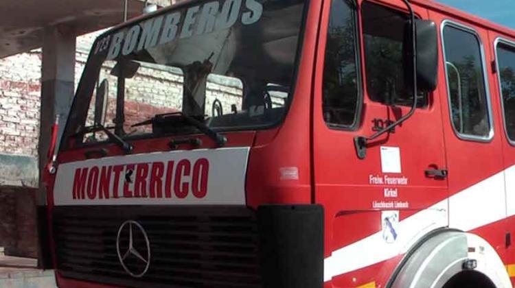 Bomberos voluntarios de Monterrico piden ayuda económica