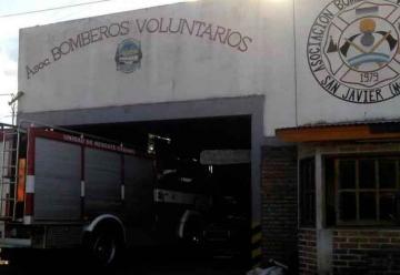 Investigan irregularidades en Bomberos Voluntarios de San Javier