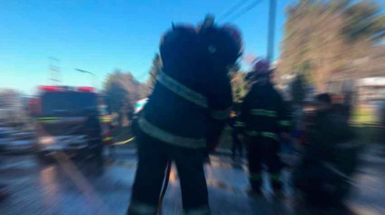 Laprida reclama la apertura de su cuartel de bomberos