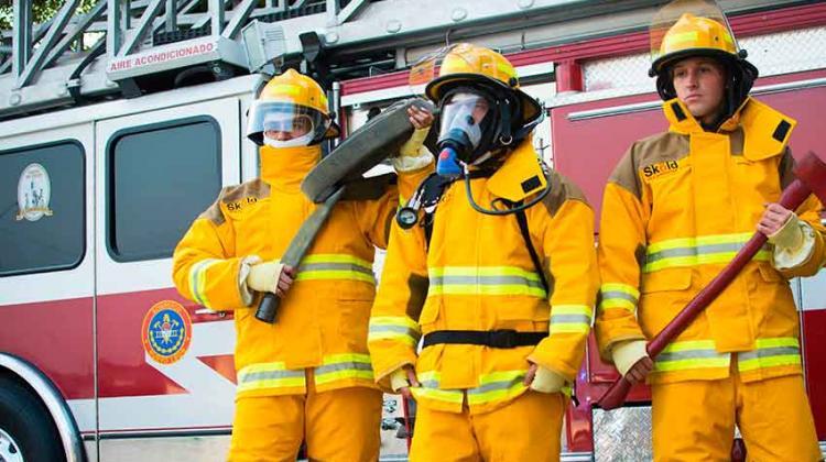 Buscarán recursos para terminar nueva estación de bomberos
