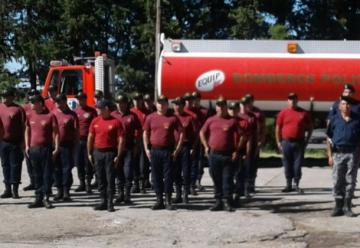 Bomberos de la Policía de San Luis cumplieron 73 años