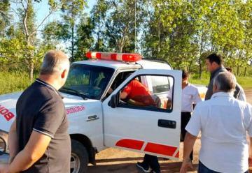 Nuevo Vehículo para los Bomberos Voluntarios de Manfredi