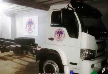 Nuevo móvil de los Bomberos Voluntarios de Itatí