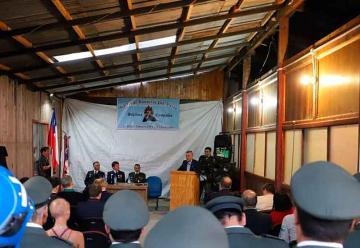 Bomberos de Ensenada celebraron su 35° aniversario
