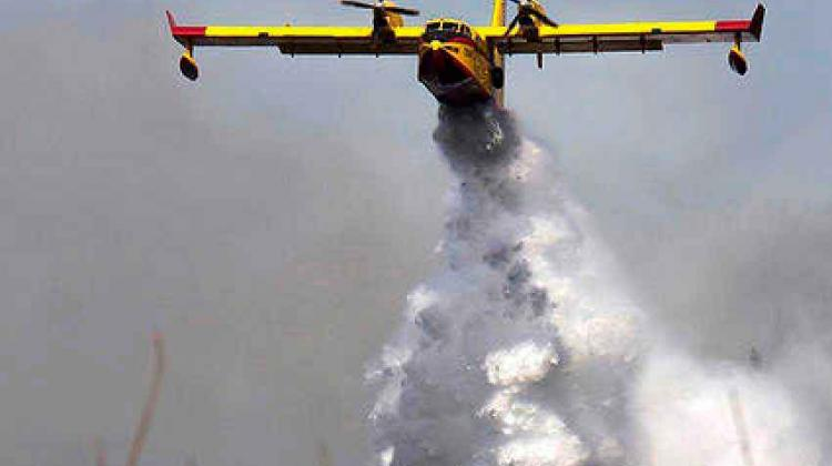 Detienen a un jefe de voluntarios de Protección Civil por incendiario