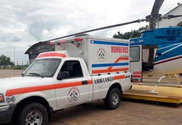 Operativos de rescate en Salta tras el desborde del Pilcomayo