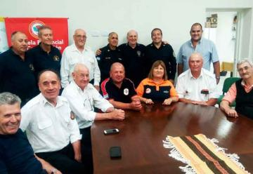 Gran Avance para otorgar pensión a Bomberos Voluntarios