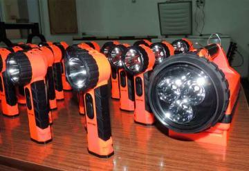 Bomberos Voluntarios de La Madrid continúan equipándose