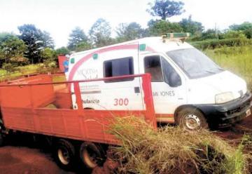 Los bomberos de Irigoyen recibieron una camioneta