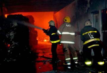 Los bomberos serán afiliados a Seguridad Social