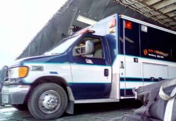 Bomberos reciben ambulancia en El Viejo