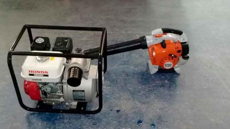 Bomberos adquirieron equipamiento para su trabajo