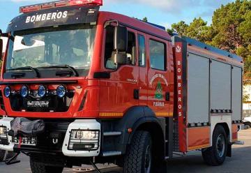 Nuevas unidades para Bomberos Voluntarios de Pinamar