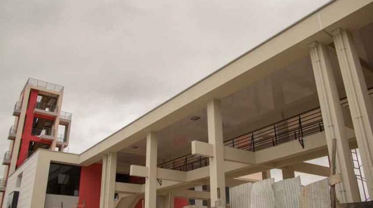 Tarija tendrá el cuartel de bomberos en el más grande de Bolivia