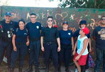 Bomberos Voluntarios de Fray Luis Beltrán buscan ser operativo