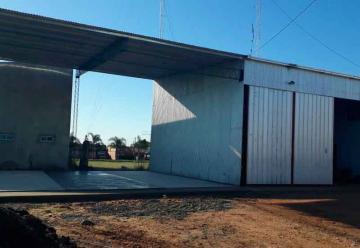 Ampliación del cuartel de Bomberos de Villa del Rosario