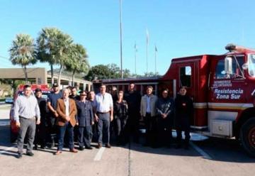 Bomberos Voluntarios de la zona Sur tendrán su propia sede