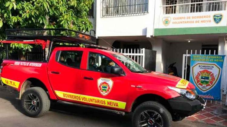 Bomberos Voluntarios de Neiva cerrarán su sede