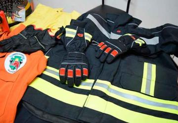 Bomberos Voluntarios de Villa Nueva adquieran nuevos equipos