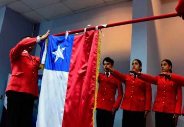 Bomberos de Arica Celebra 107 Años de Servicio a la Comunidad