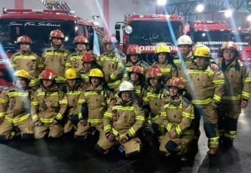 Bomberos de Solano renovó sus equipos de protección personal