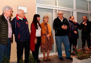 Nuevo SUM de los bomberos Voluntarios de San Fernando