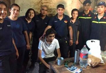 Bomberos voluntarios sanjuaninos y una ley que los ampare