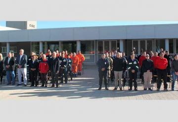 Curso de Coordinación USAR en la provincia de Santa Fe