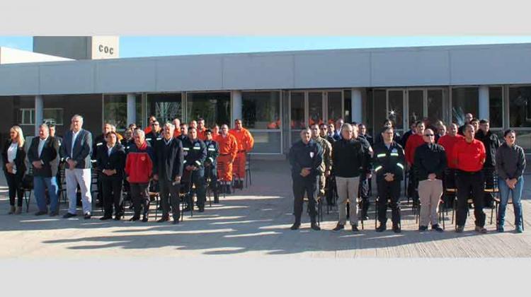 Curso de Coordinación USAR en Santa Fe
