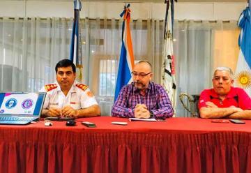 Acuerdo de Capacitación entre las Federaciones de Córdoba y Tierra del Fuego