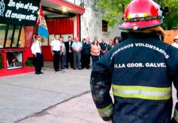 47° Aniversario los Bomberos de Villa Gobernador Galvez