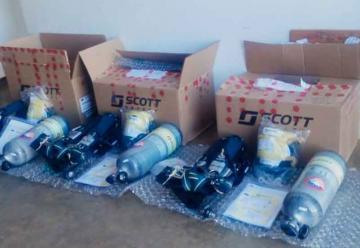 Bomberos de Villa del Rosario adquirió nuevo equipamiento