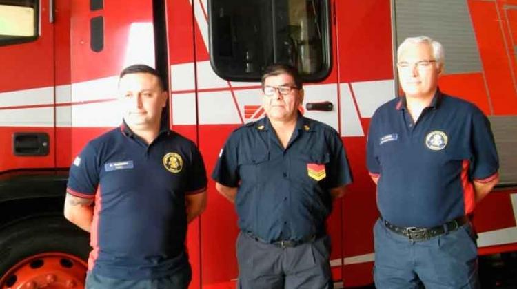 Bomberos salvaron a niño de 1 año de morir ahogado