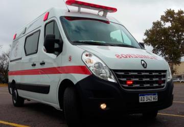 Nueva unidad de Rescate para Bomberos de Los Surgentes