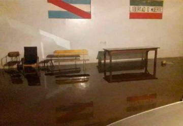 """El destacamento de Melilla está """"en condiciones lamentables"""""""