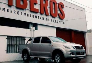 Bomberos Voluntarios de Arroyito incorporó 2 unidades