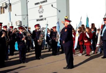 Aniversario del Destacamento de Bomberos de Pueblo Nuevo